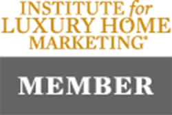 Member of the Institute for Luxury Home Marketing.